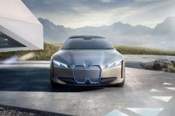 BMW's i7 EV Might Hit Dealerships by 2022