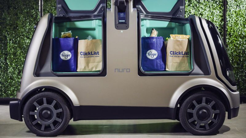 Silicon Valley Robotics Startup Nuro Raises Nearly $1 Billion in Latest Funding Round