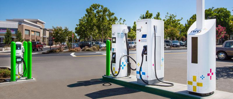"EV Charging Sector Attracts Companies from ""Big Oil"" and Utilities"