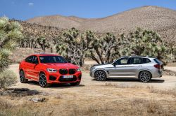 BMW Unveils the First Ever X3 & X4 M Models, Both Will Be Built in the U.S.