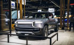 Amazon and GM Considers Investment in Electric Truck Startup Rivian