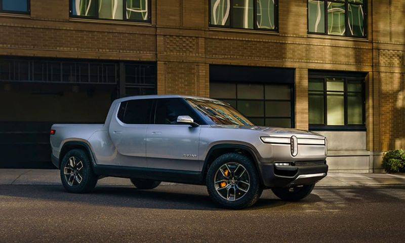 Electric Adventure Vehicle Maker Rivian Announces a $700 Million Investment Led by Amazon