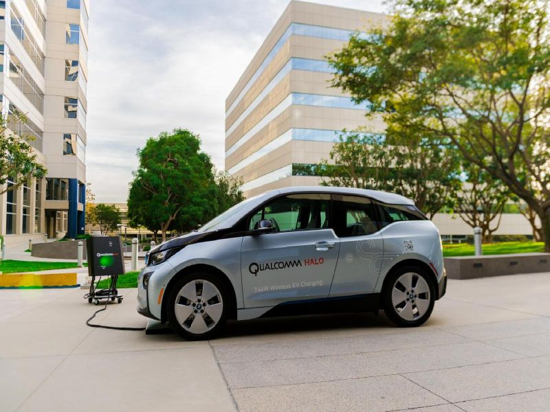 Wireless EV Startup WiTricity Acquires Qualcomm Halo