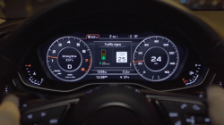 Audi's New Traffic Advisory System Helps Drivers Catch Green Lights