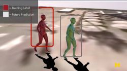 Researchers Instructing Autonomous Vehicles on How Pedestrians Move