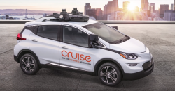 GM's Self-Driving Arm Cruise Automation Signs Lease for a New Office in Southern California