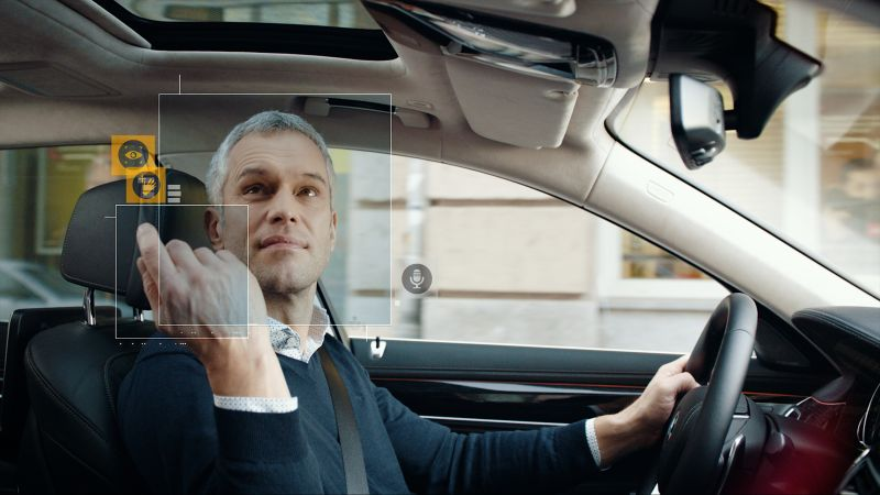 BMW Debuts a 'Natural Interaction' Assistant, Allowing Drivers to Use Voice, Gestures or Gaze to Control Vehicle Functions