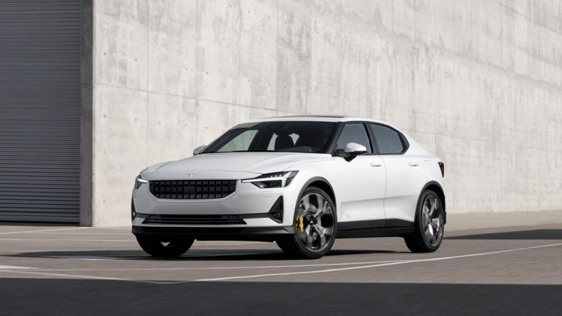 Volvo Officially Reveals the Electric Polestar 2, its Answer to the Tesla Model 3