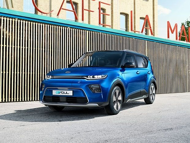 Kia to Premier Euro-spec Electric e-Soul at the Geneva Motor Show