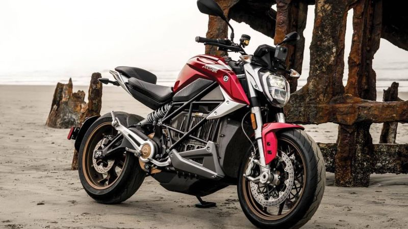 Zero Motorcycles Reveals Specs of Electric SR/F