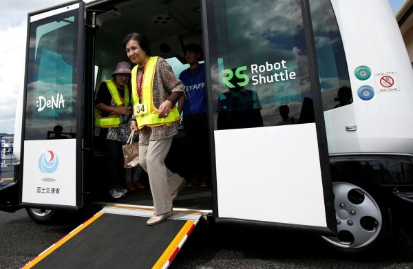 Singapore Develops Driverless Solutions for the Elderly
