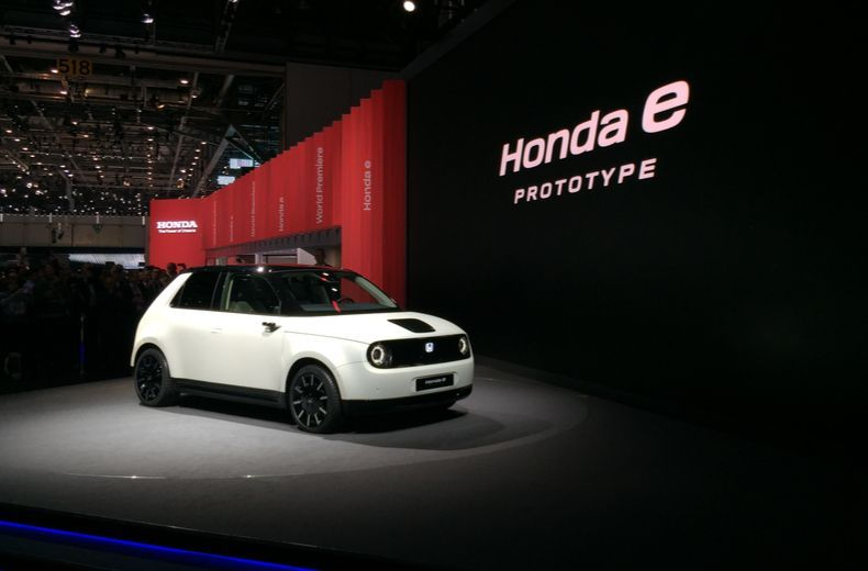 Honda Aims to Offer Only Electrified Models in Europe by 2025