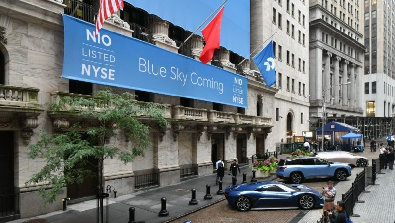 Chinese EV Startup NIO Announces its 2018 Earnings, Loses $1.4 Billion Last Year