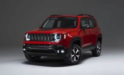 Jeep Introduces Plug-In Hybrid Variants of Its Smallest Offerings