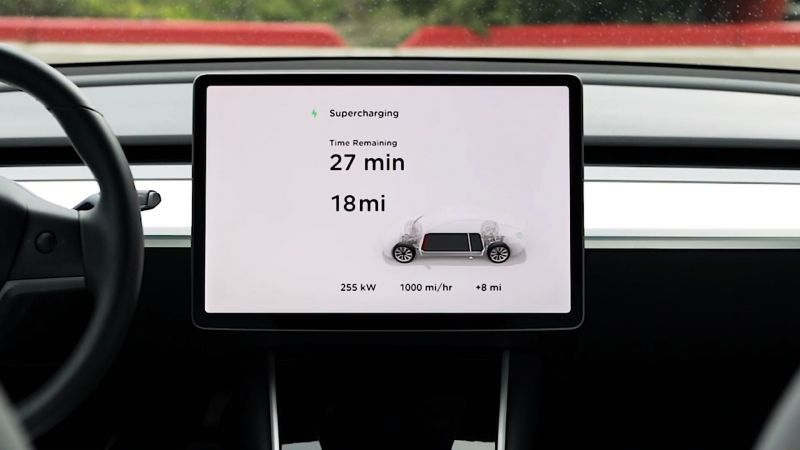 Tesla Unveils V3 Superchargers That Can Add 75 Miles of Range in 5 Minutes