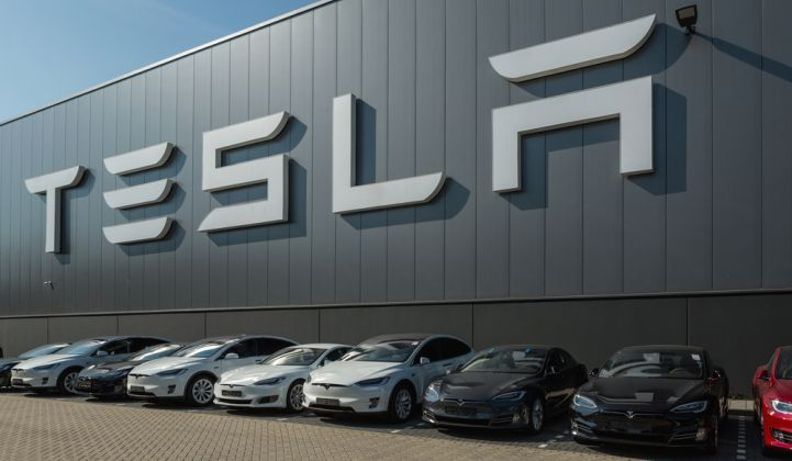 State-Owned Shanghai Construction Group To Build Tesla's New China GigaFactory