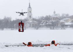 Drones Vital to Effective Emergency Response in Disaster Zones