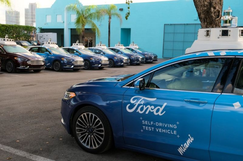 Ford to Expand Autonomous Program to Texas Before Launching Taxi Service