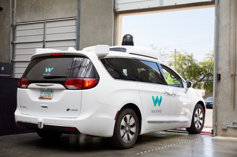 Waymo Preparing to Open Additional Tech Service Center in Arizona