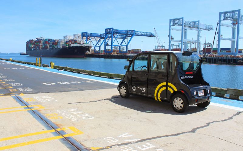 Boston Startup Optimus Ride to Deploy Driverless Shuttles in New York