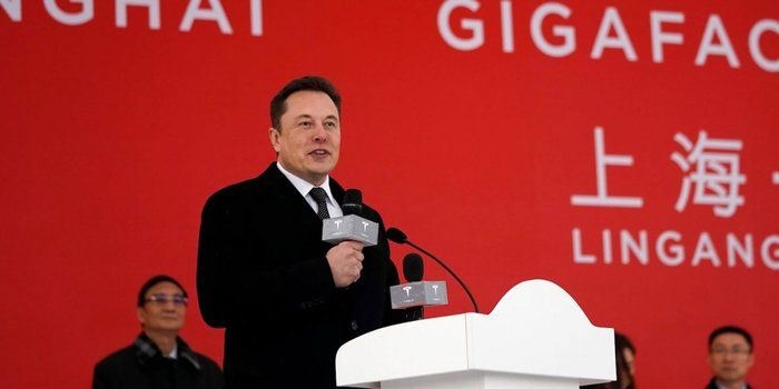 Tesla Gigafactory 3 Construction in Shanghai is 'Ludicrously Fast'