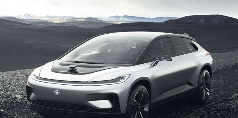 EV Startup Faraday Future Saved by $600 Million Investment from Internet & Gaming Co The9