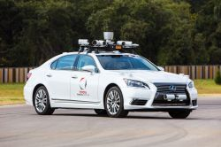 Self-driving Test Sites Use Virtual Pedestrians to Streamline Development
