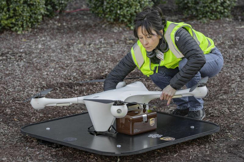 UPS to Deliver Medical Samples via Drones, Partners with Matternet