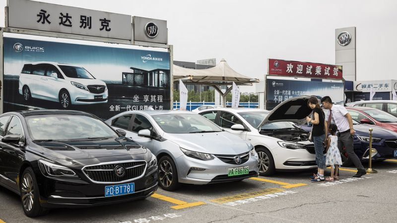 China to Suspend Higher Import Tariffs on Autos & Parts from the U.S.