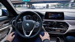 BMW Set to Begin Testing Driverless Cars in Israel