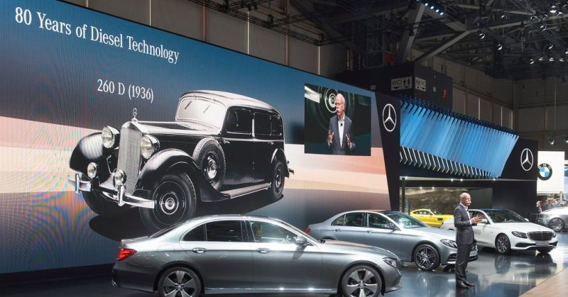 Daimler, Volkswagen & BMW Face Big Fines After Being Charged With Emissions Collusion