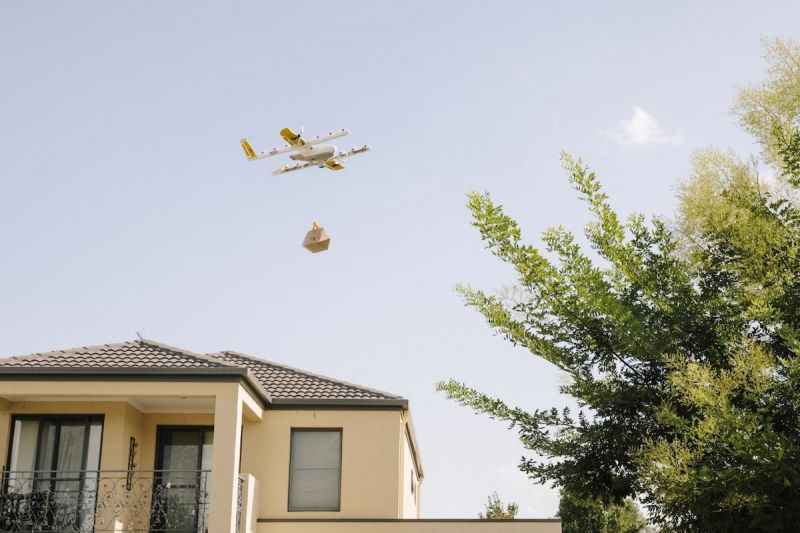 Google Wing Launches Drone Deliveries in Australia