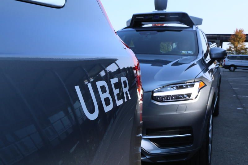 Uber Looking to Sell a Minority Stake in its Autonomous Vehicle Unit