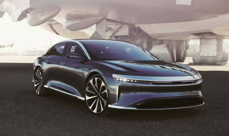 EV Startup Lucid Motors Appoints Former Tesla VP of Vehicle Engineering as CEO