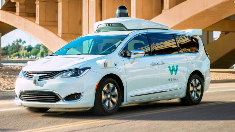 Waymo to Outfit its Driverless Vehicles in a Former Detroit Axle Factory