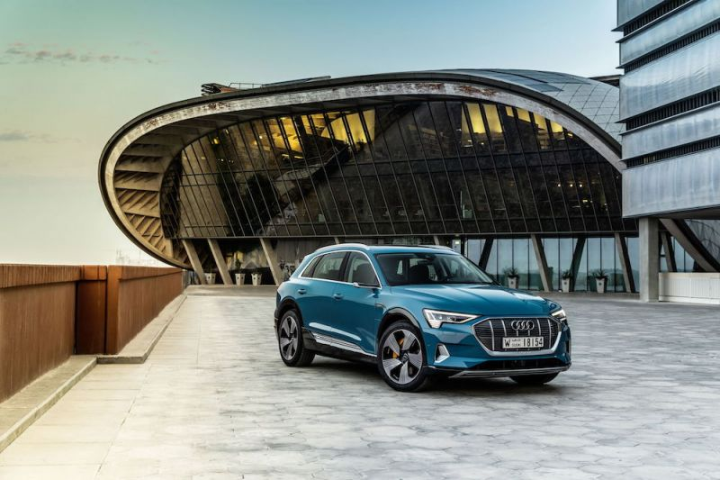 Audi e-tron Hits Another Snag, Delayed Because of Battery Shortage