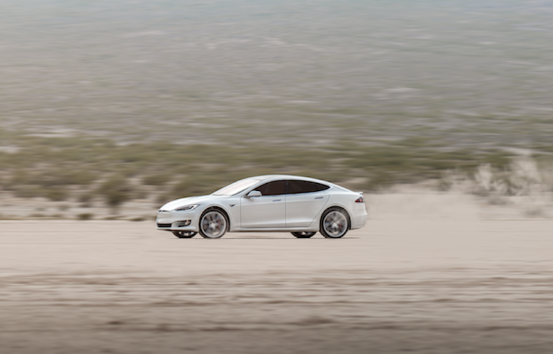 Tesla's Long Range Model S Now Has a Range of 370 Miles