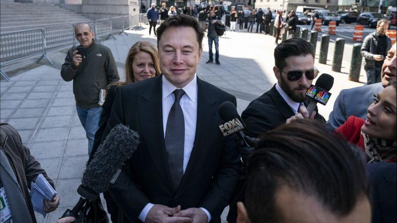 Tesla CEO Elon Musk and the SEC Ask for More Time to Reach Deal Over Musk's Use of Twitter