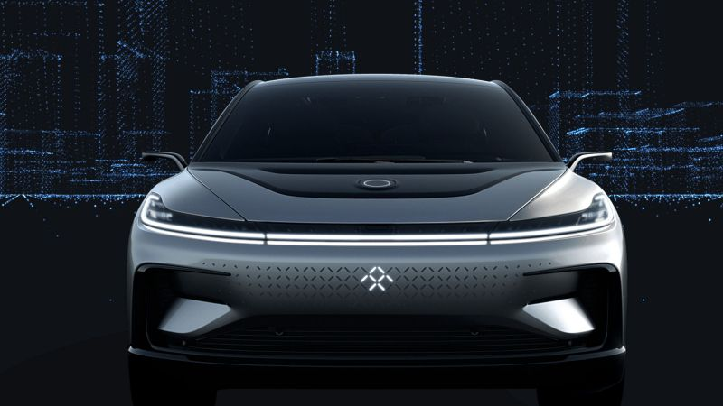 EV Startup Faraday Future Announces $225 Million in Bridge Financing