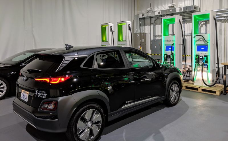 Electrify America Unveils its EV Charging Smartphone App Designed to Make Charging Easy