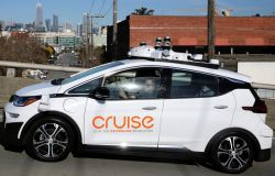 GM's Self Driving Unit Cruise Secures $1.15 Billion in New Funding