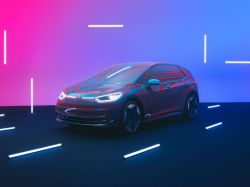 Volkswagen Begins Taking Pre-orders in Europe for the ID Electric Hatchback