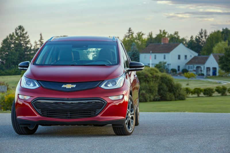EVs Expected to Account For Half of New-Car Sales by 2040