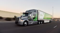 The U.S. Postal Service is Testing Mail Delivery Using Self-Driving Trucks From TuSimple