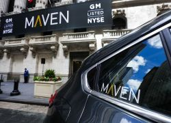 General Motor's Pulling Maven out of Eight Cities