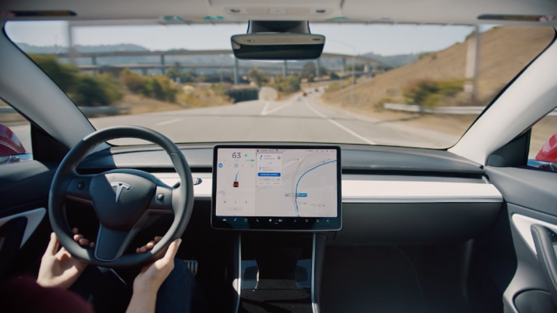 Consumer Reports Says Tesla's Autopilot Performs Worse Than a Human Driver