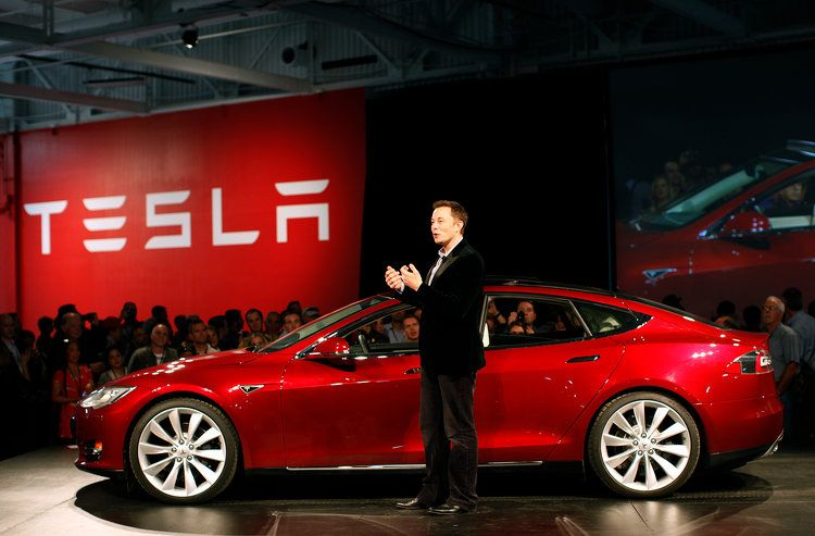 Tesla CEO Elon Musk Says the Automaker is On Track for the Biggest Sales Quarter in its History