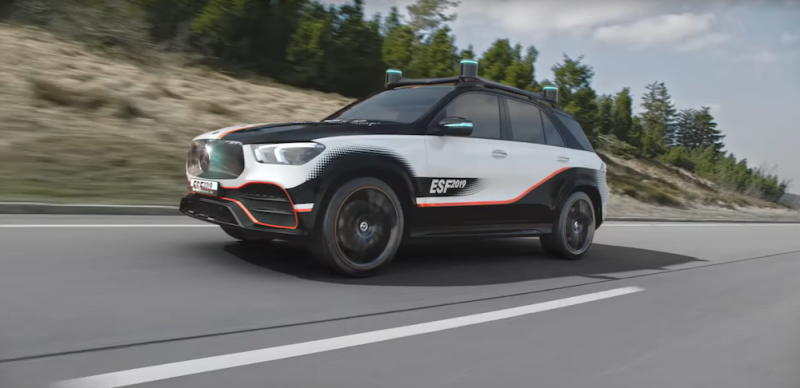 Mercedes-Benz's Experimental Safety Vehicle Is More Than Just Another Autonomous Concept
