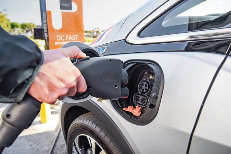 General Motors, Bechtel Collaborate for EV Charging Stations