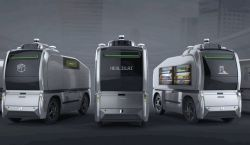 China's Neolix Begins Producing Autonomous Delivery Vans